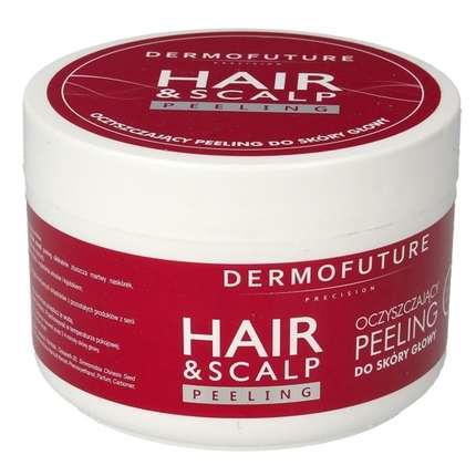 peeling dermofuture do skóry głowy